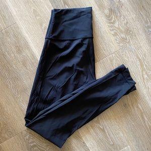 Lululemon high rise black leggings